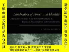 二手書博民逛書店Landscapes罕見Of Power And Identity-權力與身份景觀Y436638 Cynthi