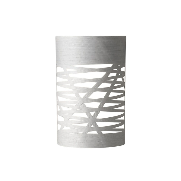 義大利 Foscarini Tress Piccola Parete Wall Lamp H40cm 崔斯系列 壁燈 小尺寸(白色款)