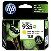 【奇奇文具】惠普HP C2P26AA NO.935XL 黃色高容量 原廠墨水匣