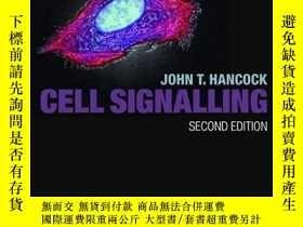 二手書博民逛書店Cell罕見Signalling-信號傳遞Y436638 John T. Hancock Oxford Uni