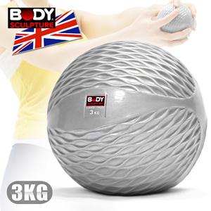 有氧3KG軟式沙球.舉重力球重量藥球.瑜珈球韻律球.健身球啞鈴訓練球【BODY SCULPTURE】