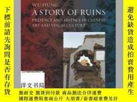 二手書博民逛書店2011年罕見Ruins in Chinese Art and