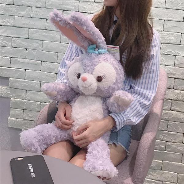 超大號星黛露史黛拉兔子達菲長耳兔可愛毛絨公仔玩具玩偶娃娃禮物10 幸福第一站