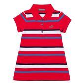 『小鱷魚童裝』條紋洋裝(10號~16號)339301