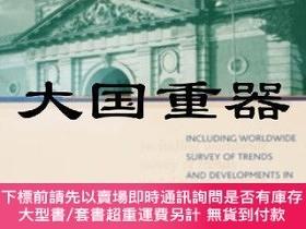 二手書博民逛書店ANNUAL罕見REPORT INCLUDING WORLDWIDE SURVEY OF TRENDS AND D