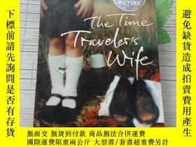 二手書博民逛書店英語原版《the罕見time travler s wife》au