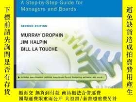 二手書博民逛書店The罕見Budget-Building Book for Nonprofits: A Step-by-Step