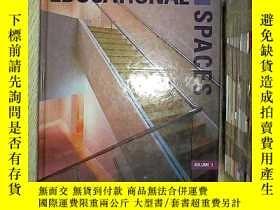 二手書博民逛書店Educational罕見Spaces: A Pictorial