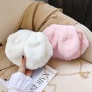 兒童包包 秋冬兒童斜挎包女孩女童公主毛絨兔耳朵小包包大容量少女單件背包【限時八折】