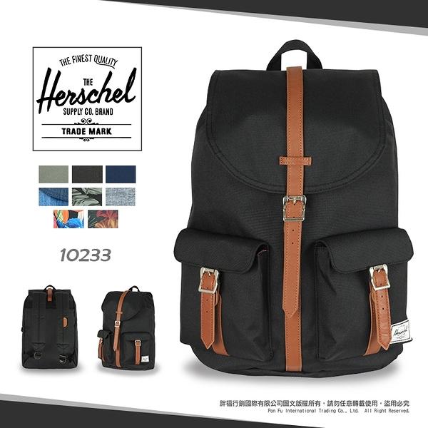《熊熊先生》Herschel 推薦7折 大容量 雙肩包 後背包 可調式背帶 DAWSON 大容量 13吋平板電腦包 10233
