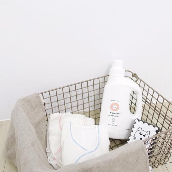 Pato Pato 嬰幼兒衣物清潔液1L