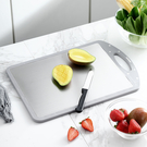 304不鏽鋼雙面砧板切菜板 SSGQ03281 雙面切菜板 雙面砧板 不鏽鋼砧板 砧板