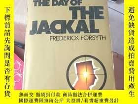 二手書博民逛書店The罕見Day Of The Jackal   The Dog