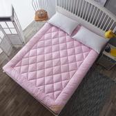 加厚軟床墊1.8M米床褥子雙人全棉1.5M棉花0.9學生宿舍單人1.2墊被 滿天星