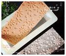 diy手工皂模具立體造型花辦矽膠墊