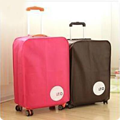 加厚不織布行李箱保護套 『20吋』#STZ06078#