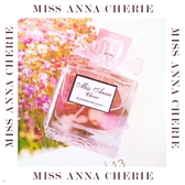 限量經典款 Miss Anna Cherie 淡香香水 50ml (1557-1)【櫻桃飾品】【32119】