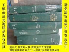 二手書博民逛書店FOREIGN罕見AFFAIRS 1983-84 1-3Y182