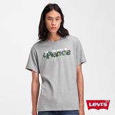 Levis 男款 短袖T恤 / 逗趣翻玩印花 / 220GSM厚棉 / 寬鬆休閒版型