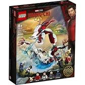 樂高積木 LEGO《 LT76177 》SUPER HEROES 超級英雄系列 - Battle at the Ancient Village / JOYBUS玩具百貨