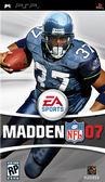 PSP Madden NFL 07 勁爆美式足球07(美版代購)