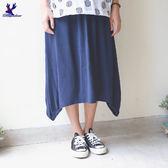 【下殺↘5折】American Bluedeer-抽繩棉裙 春夏新款