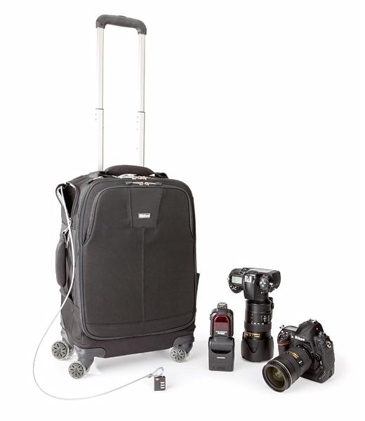 創意坦克 ThinkTank ThinkTank Airport Roller Derby AR514 輕型四滾輪攝影行李箱 可放15吋筆電 【公司貨】 Y42