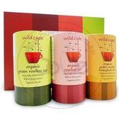 有機南非博士茶精美禮盒3入組–Wild Cape野角