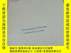 二手書博民逛書店palm罕見springs art museumY154919