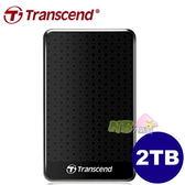 Transcend 創見 2.5吋 USB3.0 2TB  25A3 行動硬碟 (TS2TSJ25A3K)