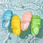女童涼鞋小公主軟底小童防滑夏季包頭沙灘鞋小孩寶寶兒童洞洞鞋 衣橱秘密