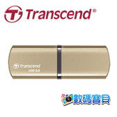 【免運費】 創見 Transcend JetFlash 820 64GB USB 3.0 香檳金金屬外殼隨身碟( TS64GJF820G ) jf820 64g