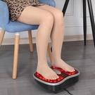 利康芝家足底按摩器小腿部家用震動足療機腳部按摩紅外線加熱足部