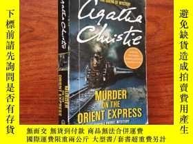 二手書博民逛書店Murder罕見on the Orient Express:A Hercule Poirot MysteryY