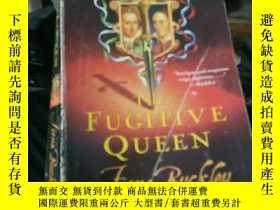 二手書博民逛書店The罕見Fugitive QueenY15389 Fiona