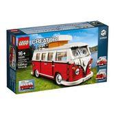 LEGO 樂高 Creator Expert Volkswagen T1 Camper Van 10220 Construction Set