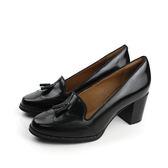 Clarks Tarah Rosle 粗低跟鞋 黑色 女鞋 no713