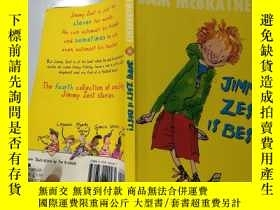 二手書博民逛書店Jimmy罕見zest is best吉米·澤斯特是最好的Y200392