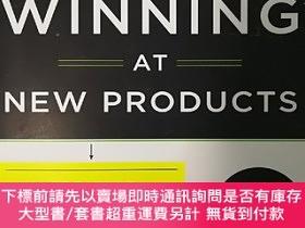 二手書博民逛書店Winning罕見at new product:creating value through innovation