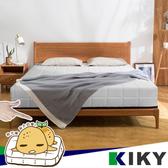 【KIKY】床墊馬鈴薯真空捲包式獨立筒-雙人5尺
