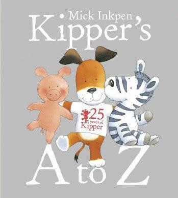 """【麥克書店】 KIPPER'S A TO Z  /單繪本《絕版好書""""小狗奇普"""".重新上架!!》"""