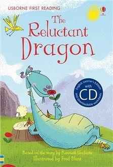 【麥克書店】First Reading : THE RELUCTANT DRAGON /英文讀本+CD