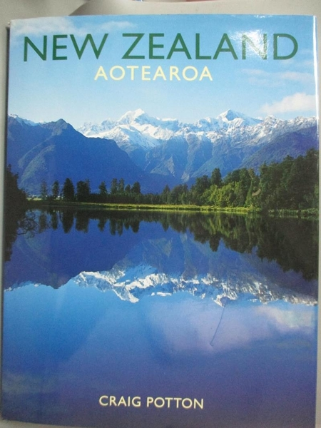 【書寶二手書T1/旅遊_WFK】New Zealand : Aotearoa_Craig Potton
