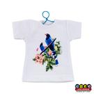 【收藏天地】創意T恤小吊飾*台灣藍鵲∕ 創意禮品 多款選擇 送禮 旅遊紀念