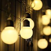 618好康又一發婚禮布置大圓球裝飾燈小燈泡小燈串彩燈