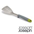 【Joseph Joseph】不鏽鋼去油鍋鏟(灰綠)