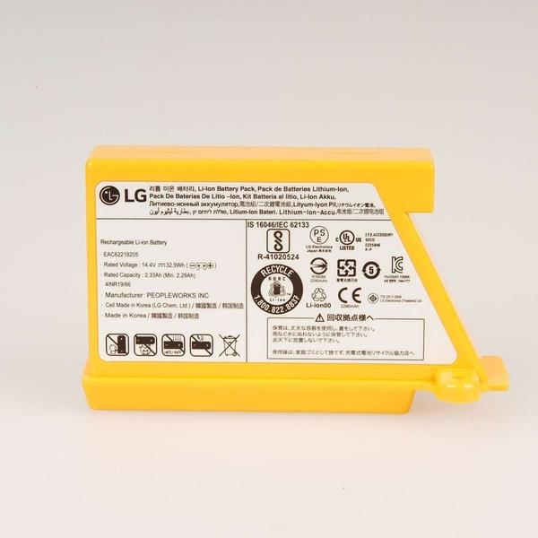 【LG樂金耗材】掃地機器人(變頻) 鋰電池