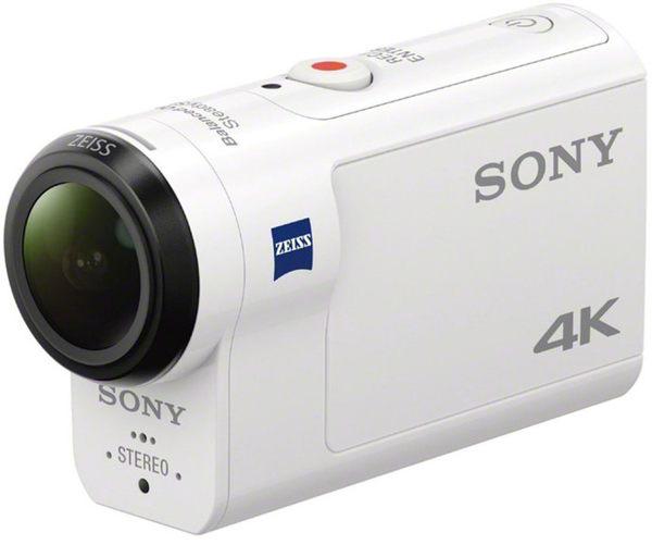 【震博】Sony FDR-X3000 4K高畫質運動攝影機(台灣索尼公司貨)送BX1電池+LCM-AKA1半硬式攜帶盒