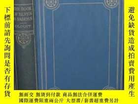 二手書博民逛書店1930年罕見THE BOOK OF ELVES AND FAIRIES 經典兒童文學繪本《精靈與仙女之書》彩色插