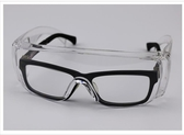 訪客眼鏡男女適用防塵防風沙 防沖擊騎行 實驗室防化學飛濺護目鏡